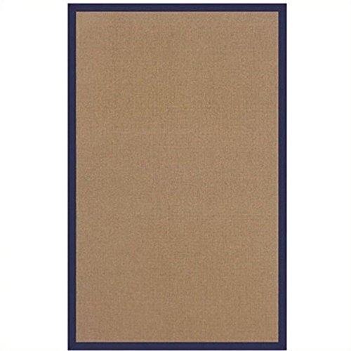 8' Cork Wool Rug - 7