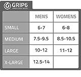 GRIP6 Wool Socks Mens | Thick Wool Hiking Socks