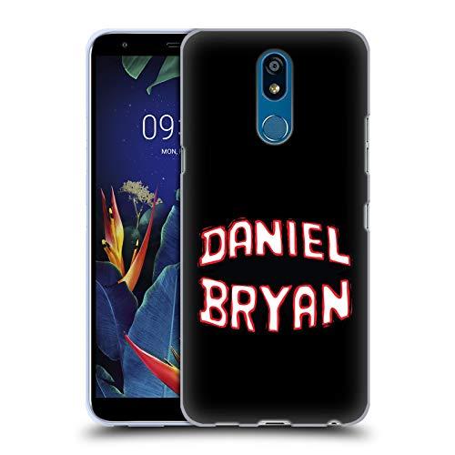 Official WWE Name Daniel Bryan Soft Gel Case Compatible for LG K40 / K12 Plus (Daniel Bryan Case)