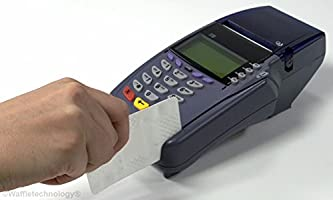 Terminal de pago Verifone tarjeta de limpieza con waffletechnology ...