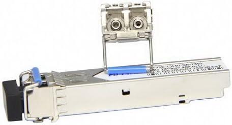 EB-LINK 10//100M Dual Fiber 40KM Singlemode SC Fiber Optic Media Converter