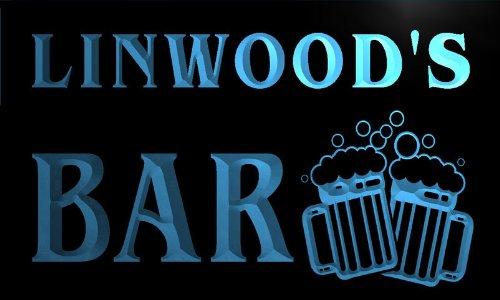 Spezial- & Stimmungsbeleuchtung w034373-b LINWOOD Name Home Bar Pub Beer Mugs Cheers Neon Light Sign Barlicht Neonlicht Lichtwerbung Möbel & Wohnaccessoires