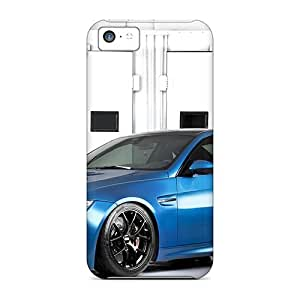 Durable Protector Case Cover With Ind Bmw M3 Coupe E92 '2011 Hot Design For Iphone 5c