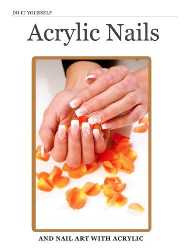 Amazon Diy Acrylic Nails And Nail Art Ebook Virginia Reali