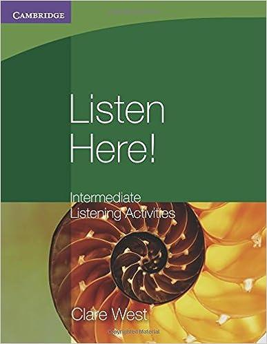 Listen Here! Intermediate (Georgian Press): Clare West