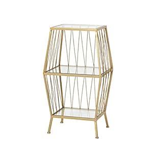 hong xia Shop - Jaula Decorativa para pájaros de Metal Envejecido ...