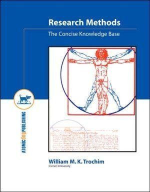 - Research Methods The Concise Knowledge Base
