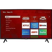 TCL 40S325 40 Inch 1080p Smart LED Roku TV (2019) (Renewed)