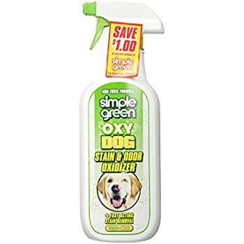 Amazon Com Simple Green 432105 Oxy Stain And Odor