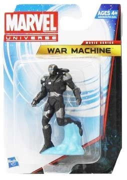 Marvel Universe War Machine 2.5 Action Figure Movie Series