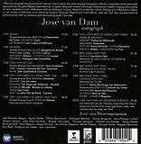 Jose van Dam Autograph