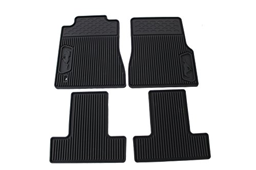 Ford Genuine 6R3Z-6313300-A All Weather Floor Mat