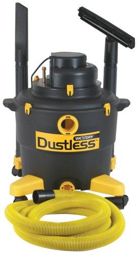 Dustless Technologies 16003 Wet/Dry Vacuum