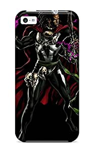 Premium Doctor Voodoo Back Cover Snap On Case For Iphone 5c