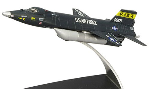 Dragon 144 1 - Dragon Models 1/144 North American X-15A-2 Roll-Out