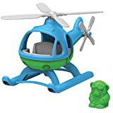 Toys : Green Toys Helicopter, Blue/Green
