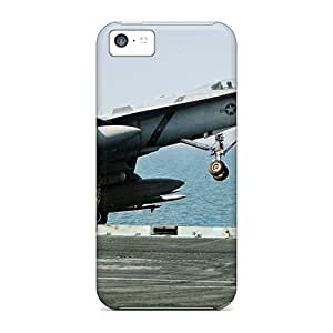 Durable Protector Case Cover With Pull Up Hot Design For Iphone 5c