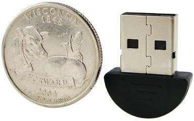New Micro USB Bluetooth 2.0 Wireless DONGLE Adapter Windows Vista//XP//2000 Plug and Play