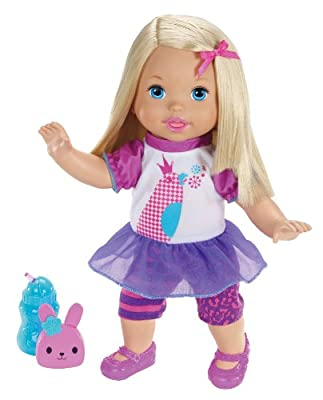 Little Mommy Talk With Me Repeating Doll by Mattel