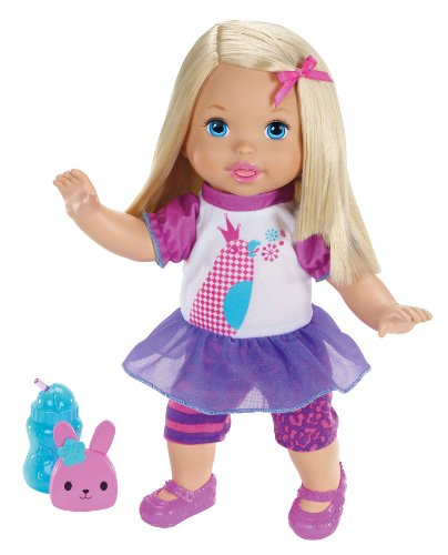 Little Mommy Talk with Me Repeating Doll by Little Mommy