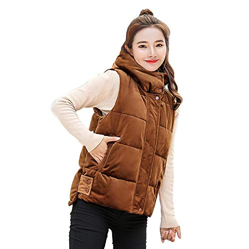 Slim Cappotto Faux Inverno Coffee Giubbotti Caldo A Cappuccio Elegante Jacket 2018 Morwind Giacca Vento Spessa Donna Pelliccia Gilet 0wxq4qvA6