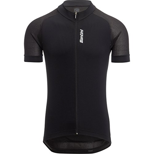 Santini Origine Short-Sleeve Jersey - Men s Black a61244ab2