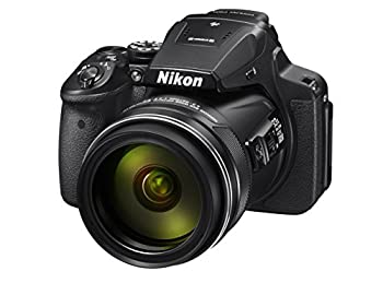 Nikon Coolpix P900 Digital Camera With 83x Optical Zoom & Built-in Wi-fi(black) 3