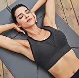 Heathyoga High Impact Sports Bras for Women Padded