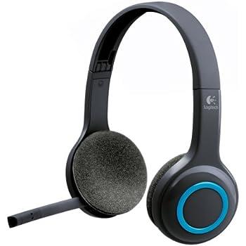 Logitech Over-The-Head Wireless Headset H600