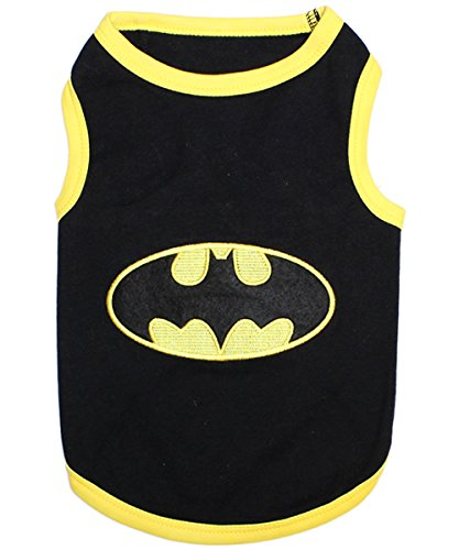 Pet Clothes BATMAN Dog T-Shirt - L (Dog Batman)