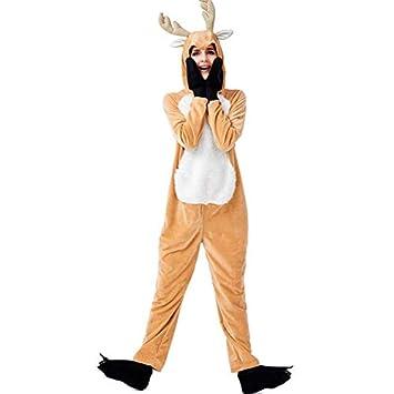 JIAWEIDAMAI Pijamas De Navidad para Adultos para Mujeres Disfraz ...