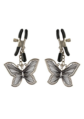 Fetish Fantasy Series Butterfly Nipple Clamps by Fetish Fantasy