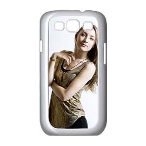 Ronan Samsung Galaxy S3 9300 Cell Phone Case White MSU7180869