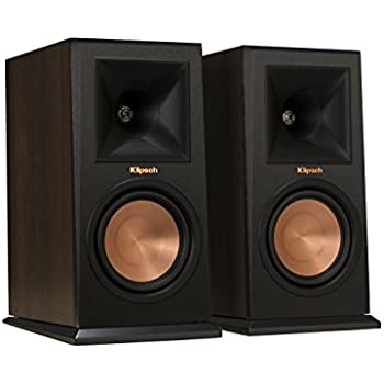 klipsch rb 51 ii black pr 2 way bookshelf. Black Bedroom Furniture Sets. Home Design Ideas