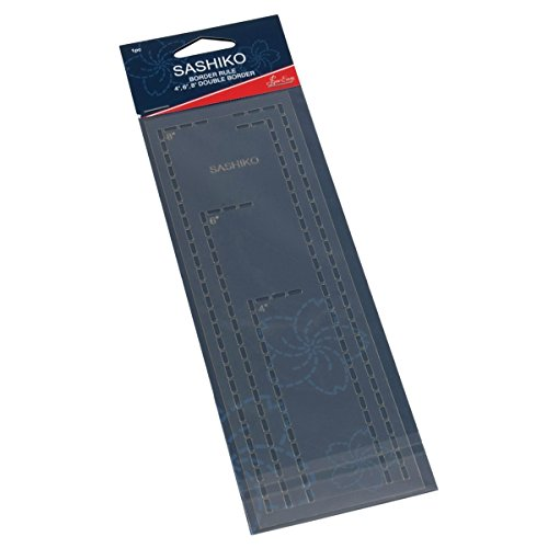 roidery Border Ruler with 4