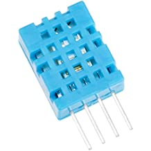 DHT11 Digital Temperature and Humidity Sensor -That Can Measure 0 to 60°C Temp and 20% to 90% RH for Microcontrollers Development Boards from Optimus Electric