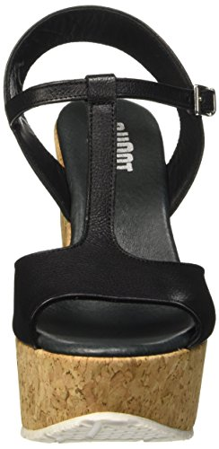 Sh Sommer Heels Shoes High Plateau Sandale Noir Shoot Damen Femme Sandales 160170vv 5Yq1I
