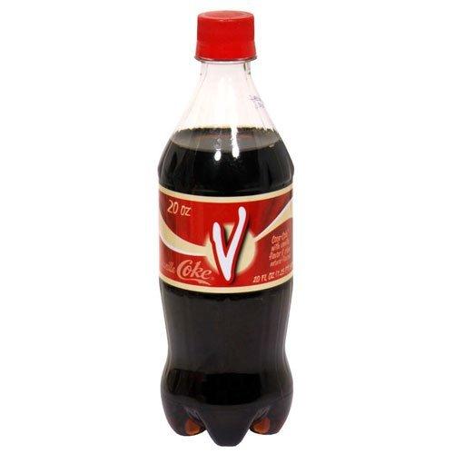 - Coca-Cola Vanilla 20 oz (Pack of 24)