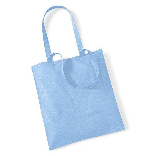 Westford Mill - Bolso al hombro para hombre azul celeste