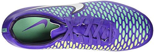 Nike Magista Onda FG Botas de fútbol, Hombre Morado / Plateado (Hypr Grp / Mtllc Slvr-Prpl Dynst)