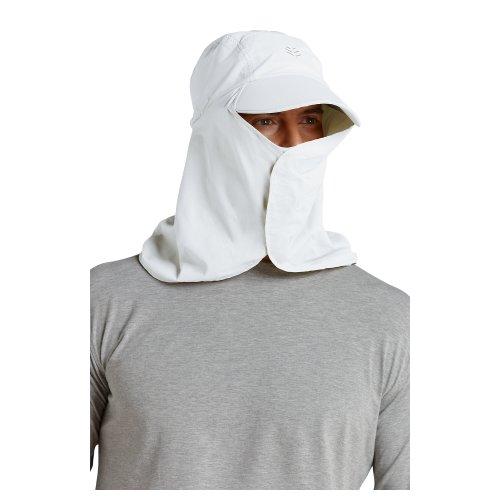 Coolibar UPF 50+ Ultra Sport Flap Hat - Sun Protective