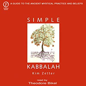 Simple Kabbalah Audiobook