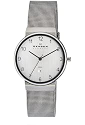 Skagen Men's O355LSSCA Skagen Denmark gray dial Watch
