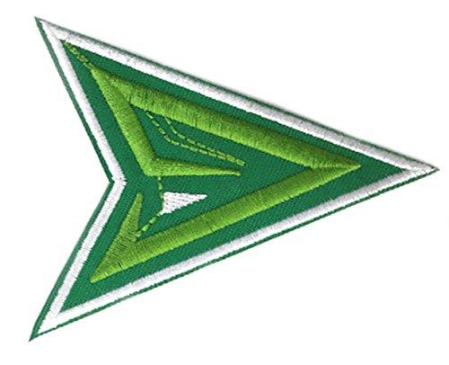 Blue Heron DC Comics Green Arrow Logo 3.5