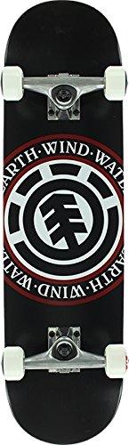 Element Skateboards Seal Black Complete Skateboard - 8