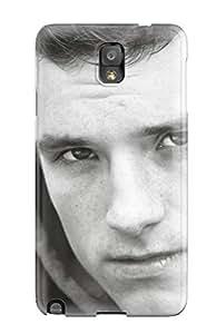 Best 1425129K44581347 Defender Case For Galaxy Note 3, Josh Hutcherson Pattern