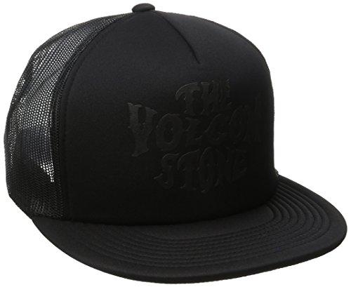 Gorro Black nbsp;SBA3011BLK EZ Béisbol One Volcom Negro Cheese d553164 negro Size 5pq7x6