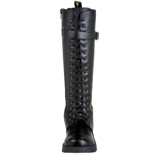 Boot Volatile Black Combat Camp Boot Women's wUqU8If