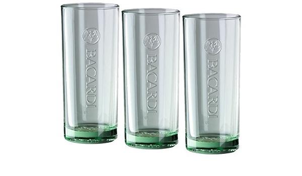 6 vasos de Ron Bacardi Mojito Gastro Edition: Amazon.es: Hogar
