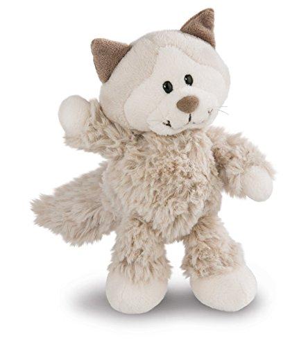 NICI Pack de Regalo Gato de Nieve en Taza Color Gris 15 cm 40927.0: Amazon.es: Juguetes y juegos